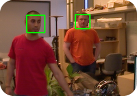Automatic Camera Selection based on Faces